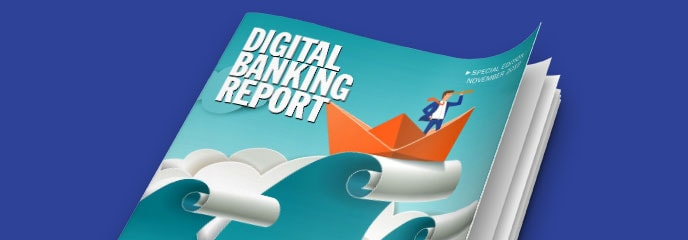 Der Report zum digitalen Bankwesen - Gaining a Competitive Edge During Digital Disruption