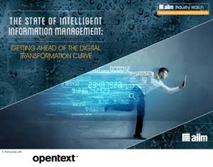 The State of Intelligent Information Management