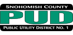 Snohomish County Public Utility District logo